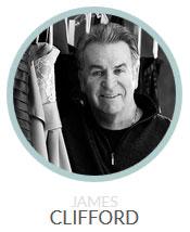 Σχεδιαστές - James Clifford