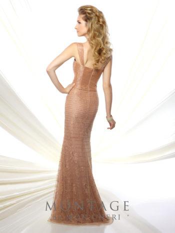 Εντυπωσιακό-αμάνικο-βραδινό-φόρεμα-για-τη-μαμά-Montage-116938-VENETTI