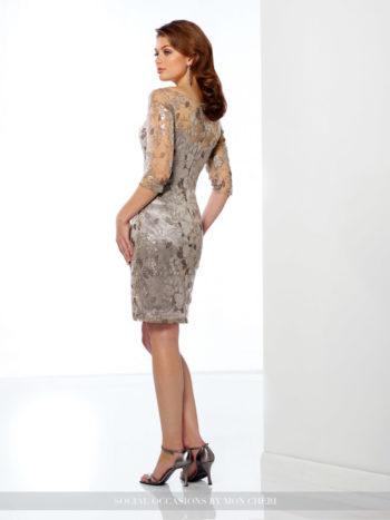 Εντυπωσιακό-Βραδινό-Φόρεμα-με-μανίκια-3/4-Social-Occasions-216872-VENETTI