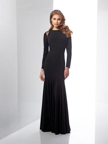 Απλό-Βραδινό-Φόρεμα-με-μακριά-μανίκια-Social-Occasions-217835-VENETTI