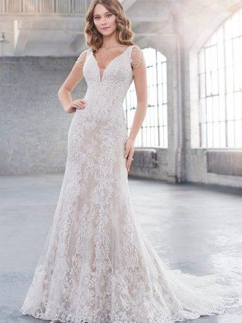 νυφικό-φόρεμα-γραμμή-γοργονα-δαντέλα-πέρλες-219218-venetti-mon-cheri