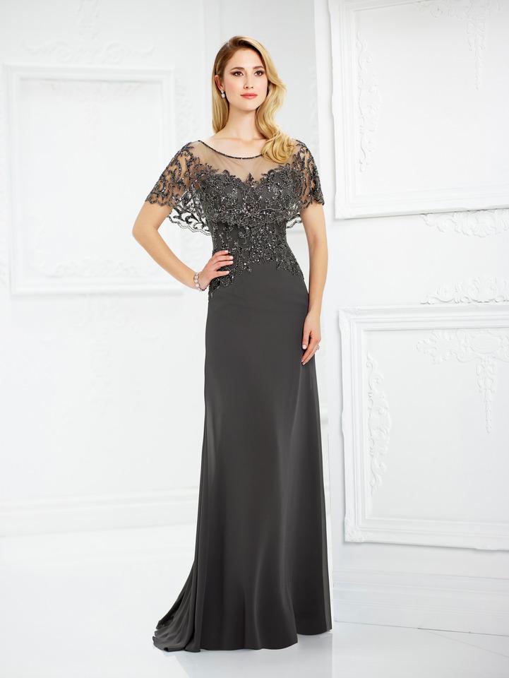1522031438cd Επίσημο, βραδινό φόρεμα για τη μαμά Montage 217947- Venetti