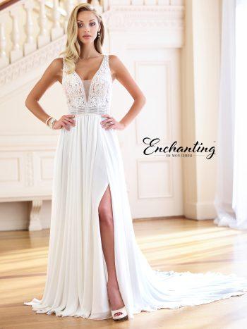 Αέρινο-νυφικό-φόρεμα-από-chiffon-σε-Α-γραμμή-Enchanting-218176-VENETTI