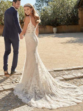 νυφικό-φορεμα-δαντελα-τουλι-ισιο-χυτο-γοργονα-sophia-tolli-venetti-y12012